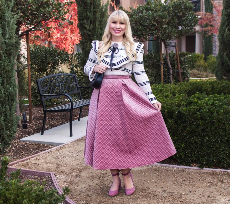 feminine outfit ideas for fall