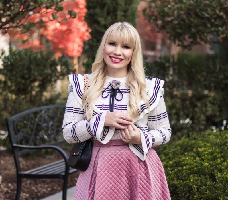 feminine outfit ideas for fall