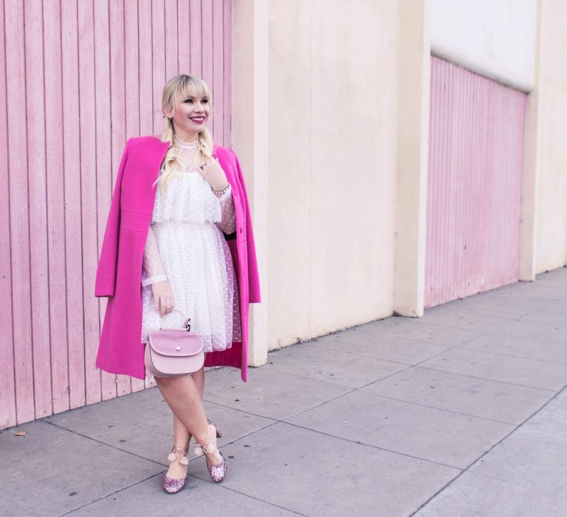 2018 fashion trends by popular California style blogger Lizzie in Lace