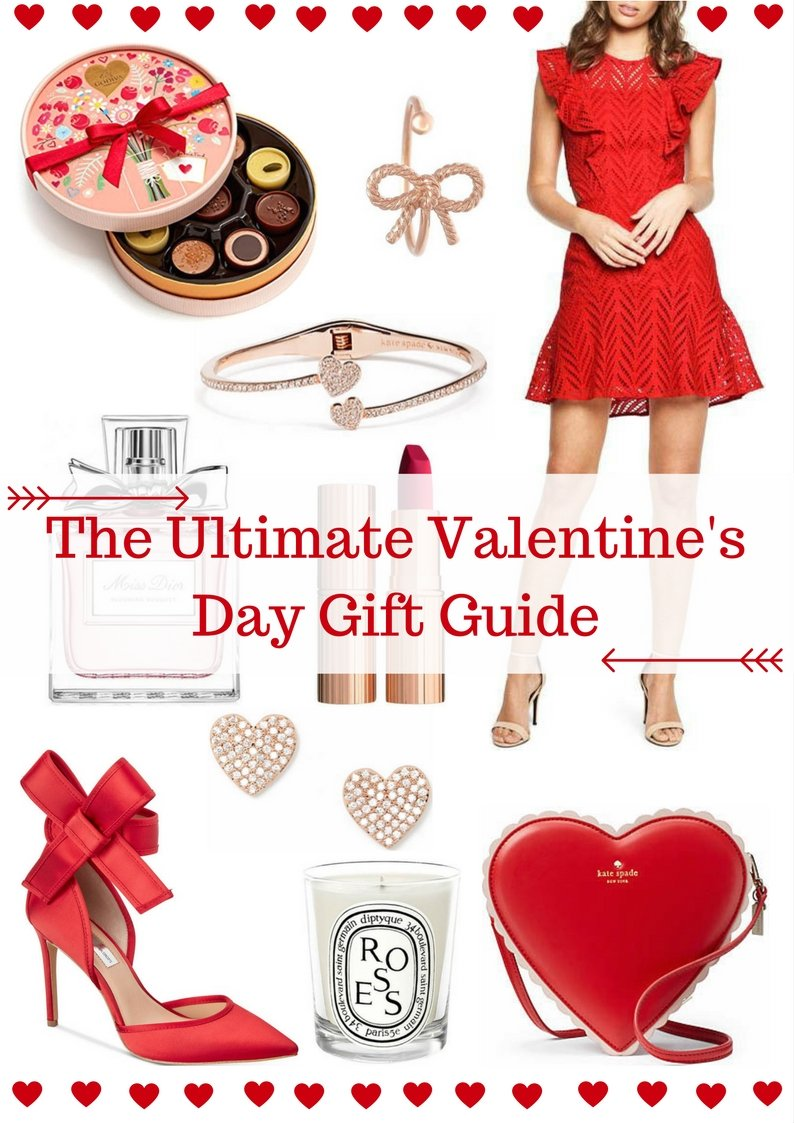 The Ultimate Valentine's Day Gift Guide