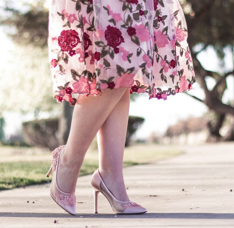 Why It's Okay To Be a Girly Girl by popular California fashion blogger Lizzie in Lace