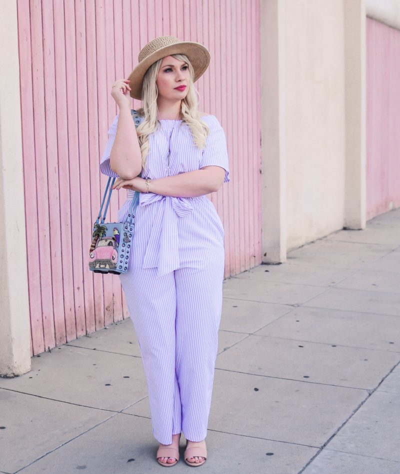 The Spring It Bag You Need In Your Closet by popular California fashion blogger Lizzie in Lace