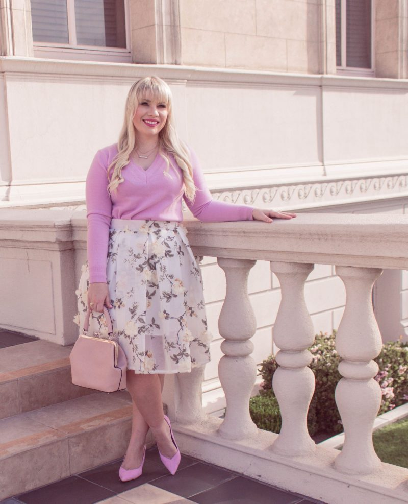 The Ultimate Spring Cleaning Guide by popular California blogger Lizzie in Lace