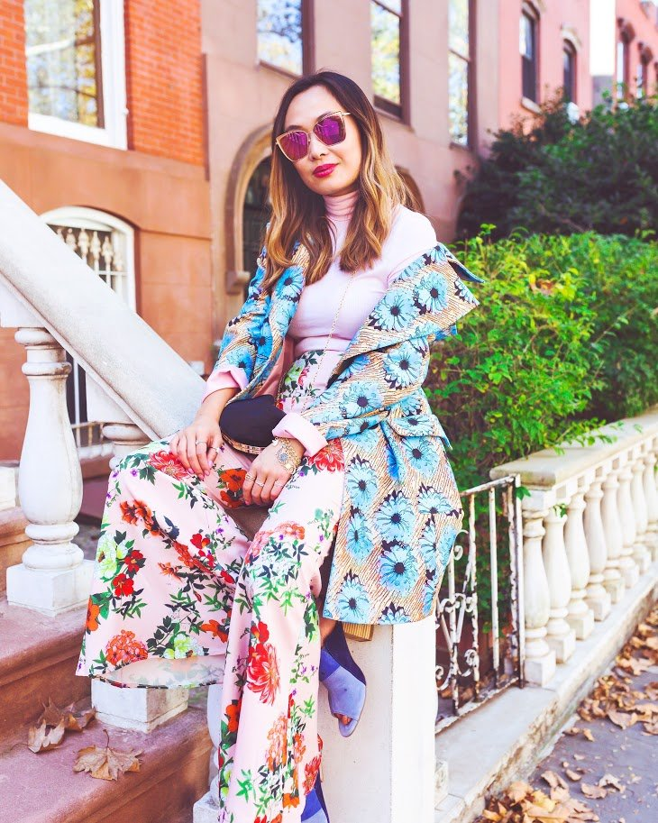 Girl Boss: Layers of Chic by popular California fashion blogger Lizzie in Lace