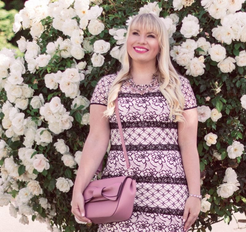 The Power of Dressing Up by popular California fashion blogger, Lizzie in Lace