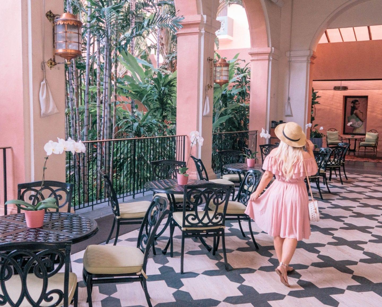 Royal Hawaiian Review: Living in a Pink Paradise