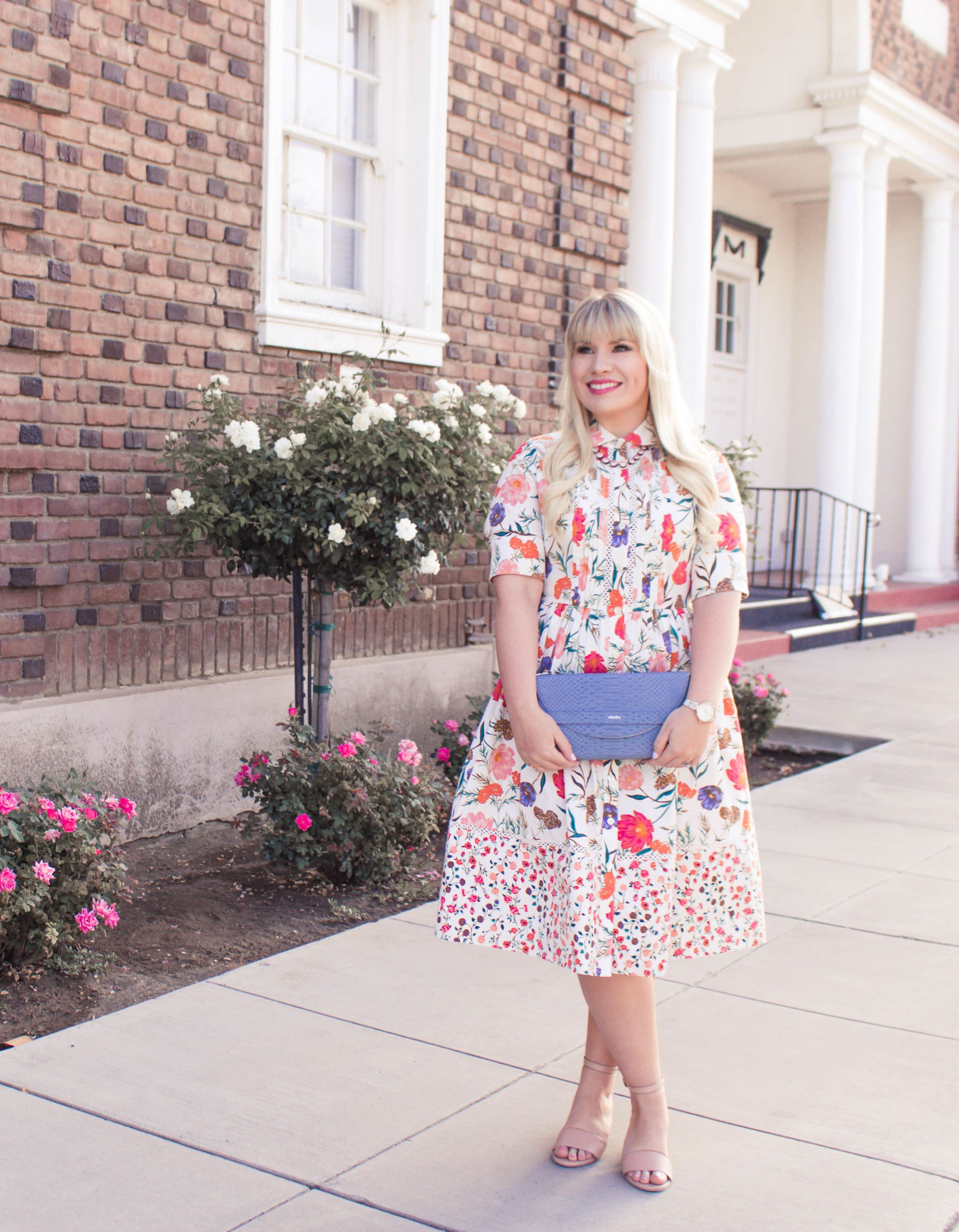 My Experience with Rent the Runway Unlimited featured by popular California style blogger, Lizzie in Lace