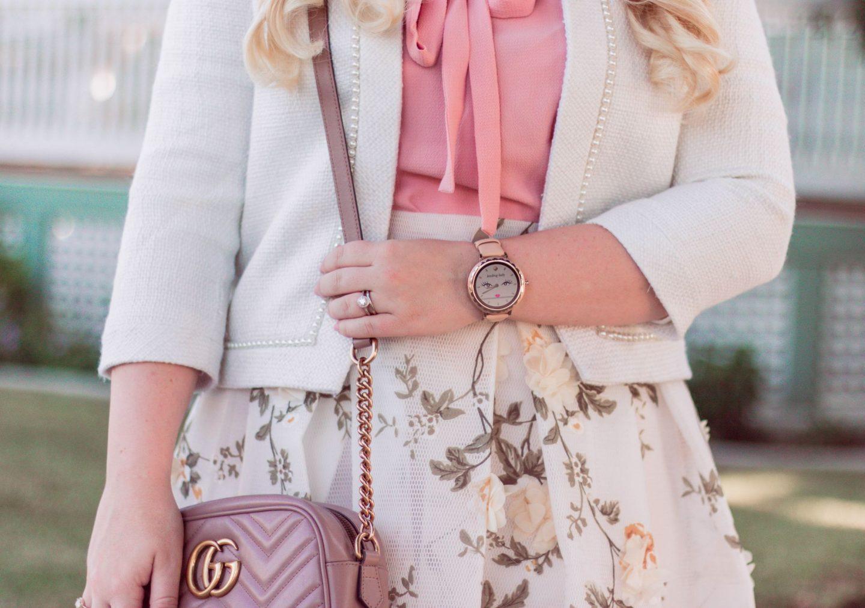 feminine smartwatch