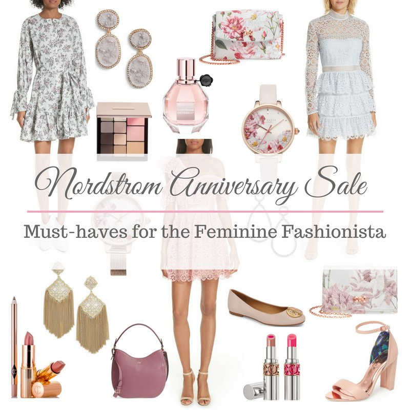 Feminine Picks from the Nordstrom Anniversary Sale