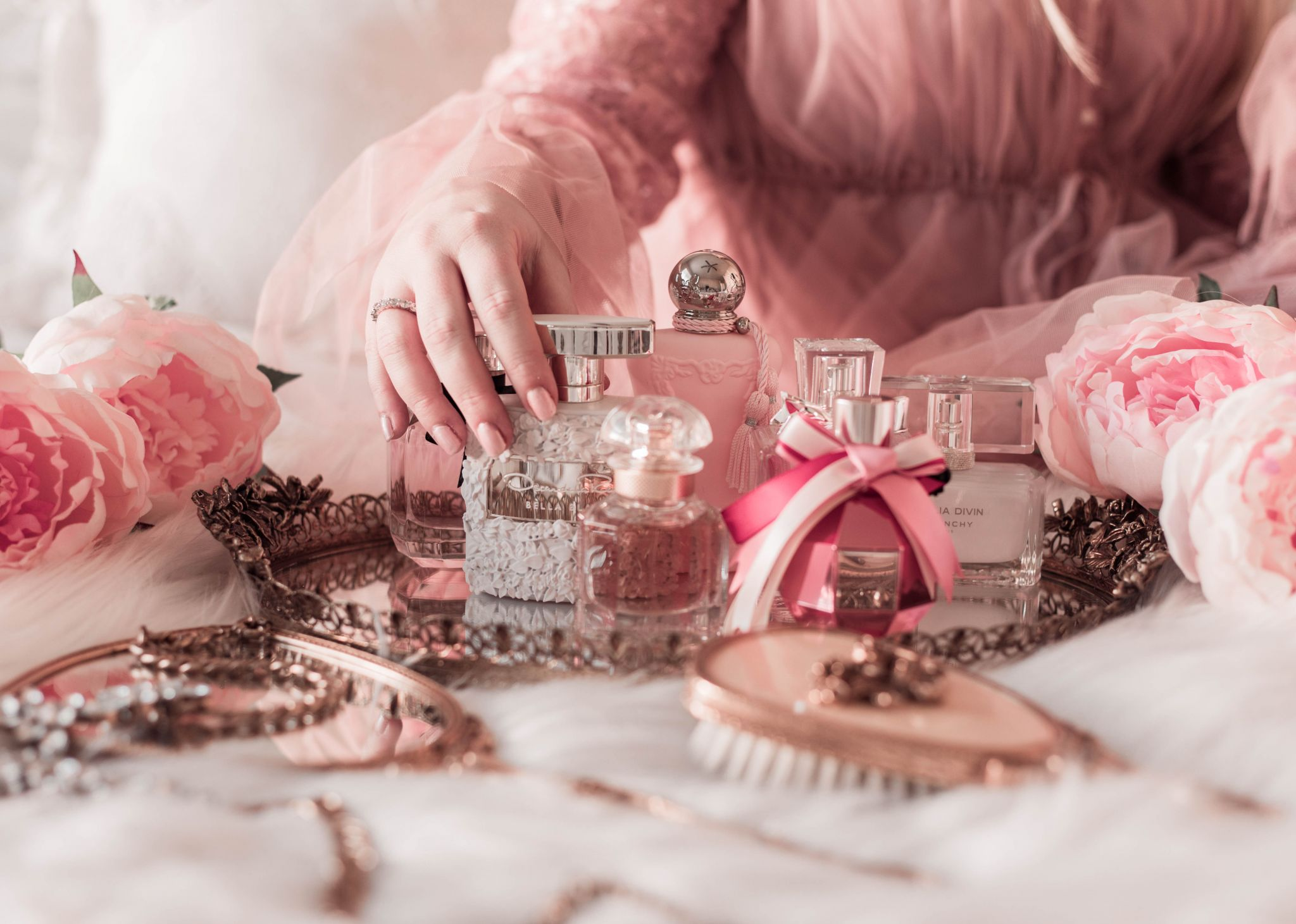 feminine fragrances