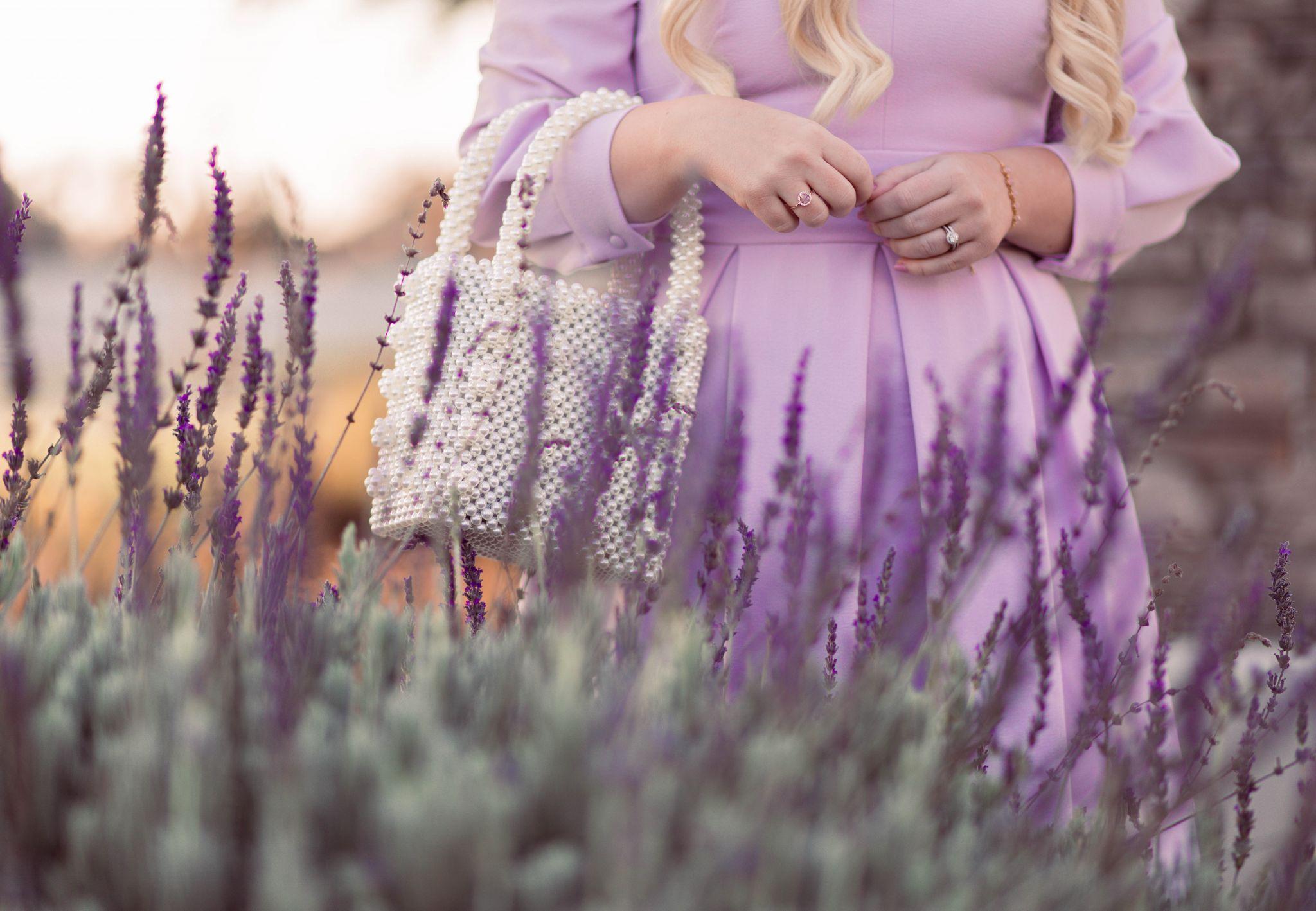 feminine easter dress