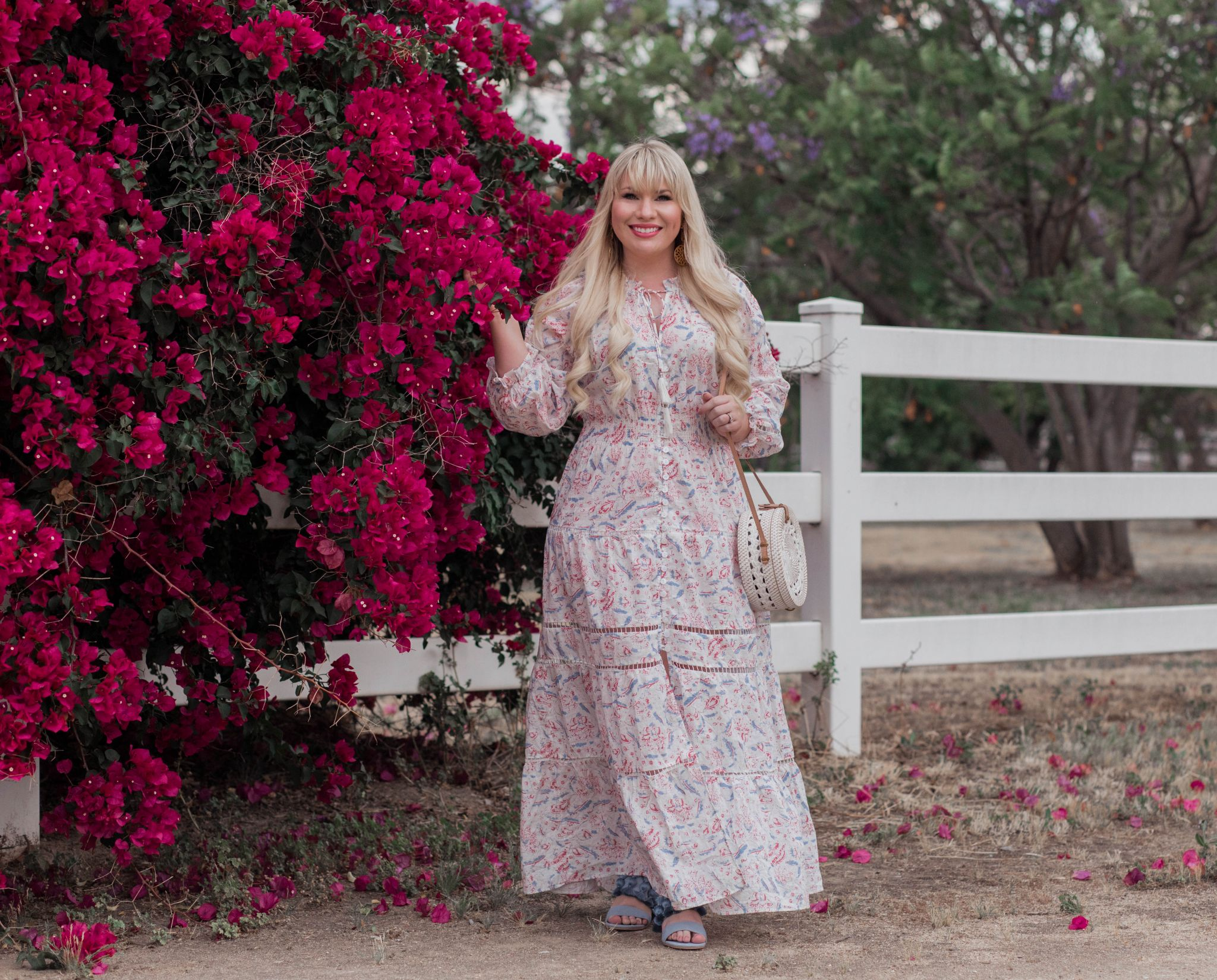 The Best Summer Maxi Dresses for Petites