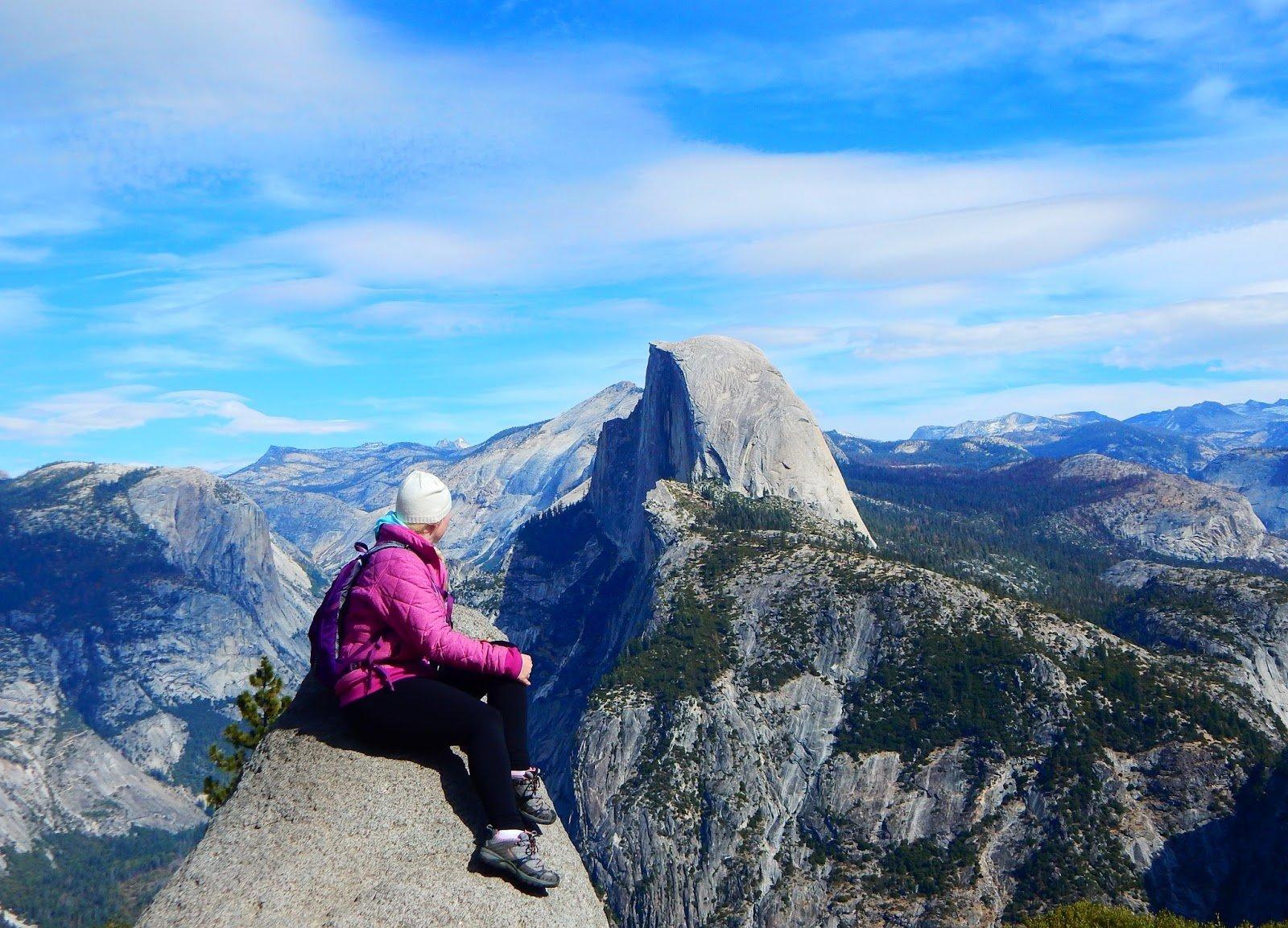 Exploring Yosemite!