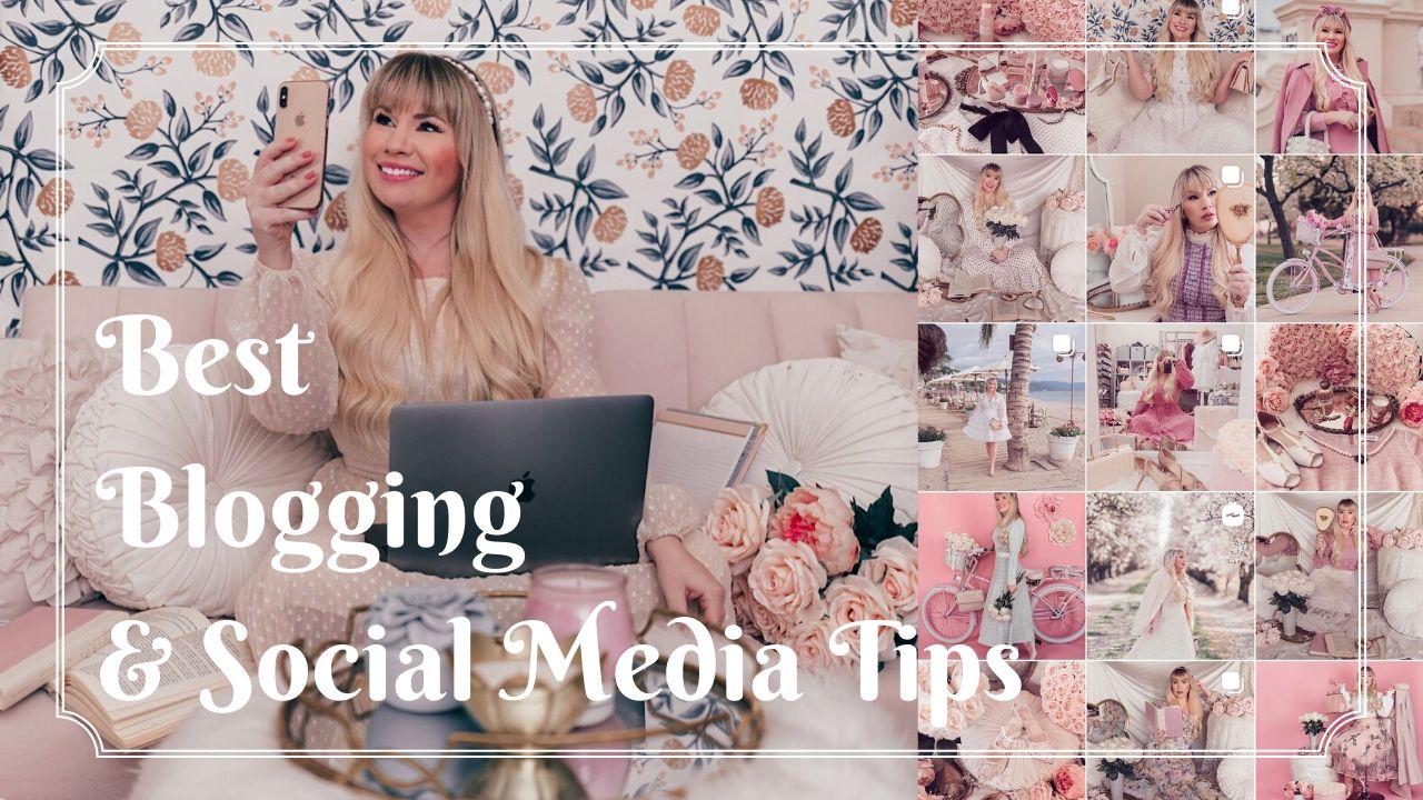 Elizabeth Hugen of Lizzie in Lace shares her 26 best blogging and social media tips for new bloggers!