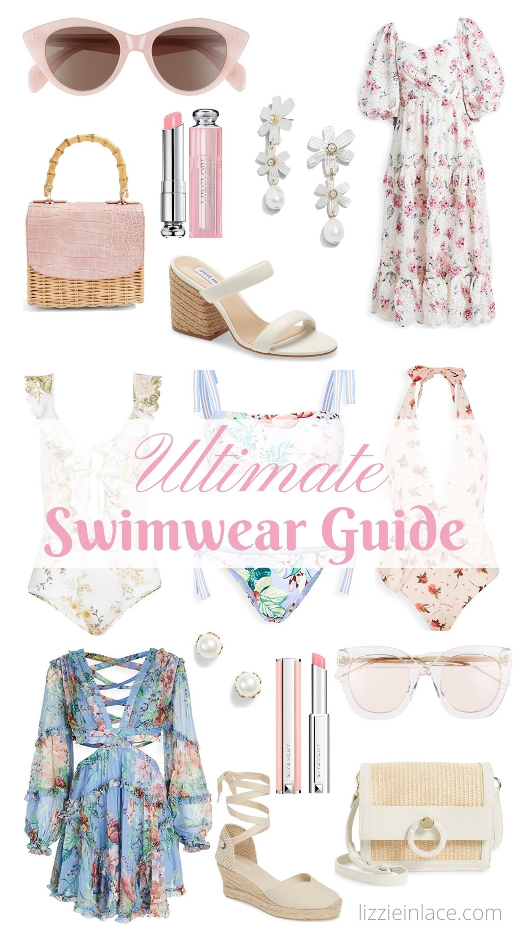 Ultimate Swimwear Guide for the Girly Girl