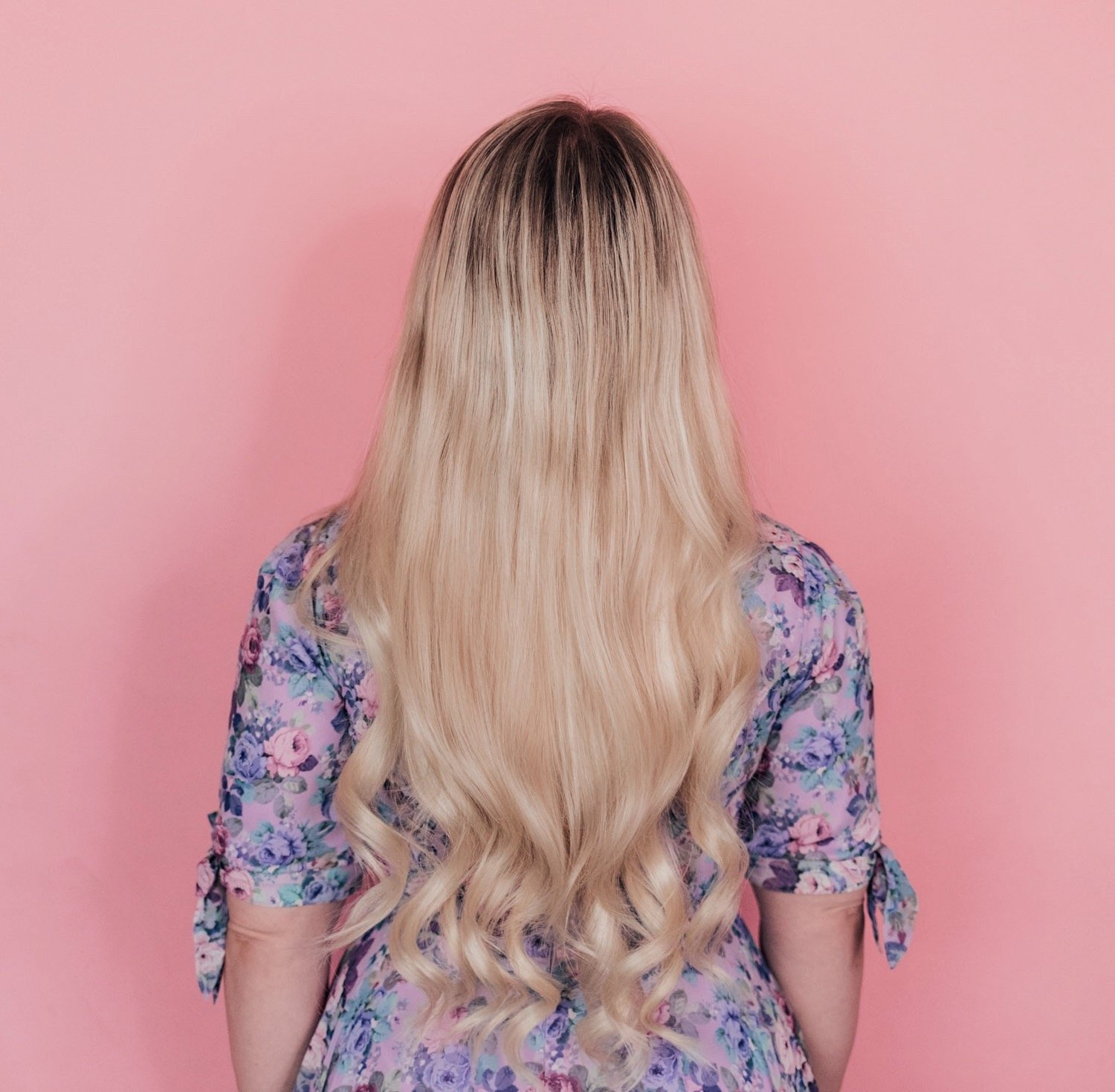 Fashion Blogger Elizabeth Hugen of Lizzie in Lace shares her Hidden Crown Extensions Review Update and a comparison of all the extensions including the Hidden Crown Clip Ins
