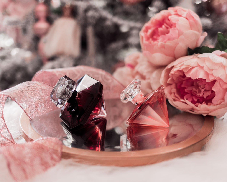 Fashion Blogger Elizabeth Hugen shares her Girly Girl Holiday Gift Guide including Lancome Tresor