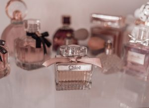 How to Restore a Tarnished Chloe Perfume Bottle