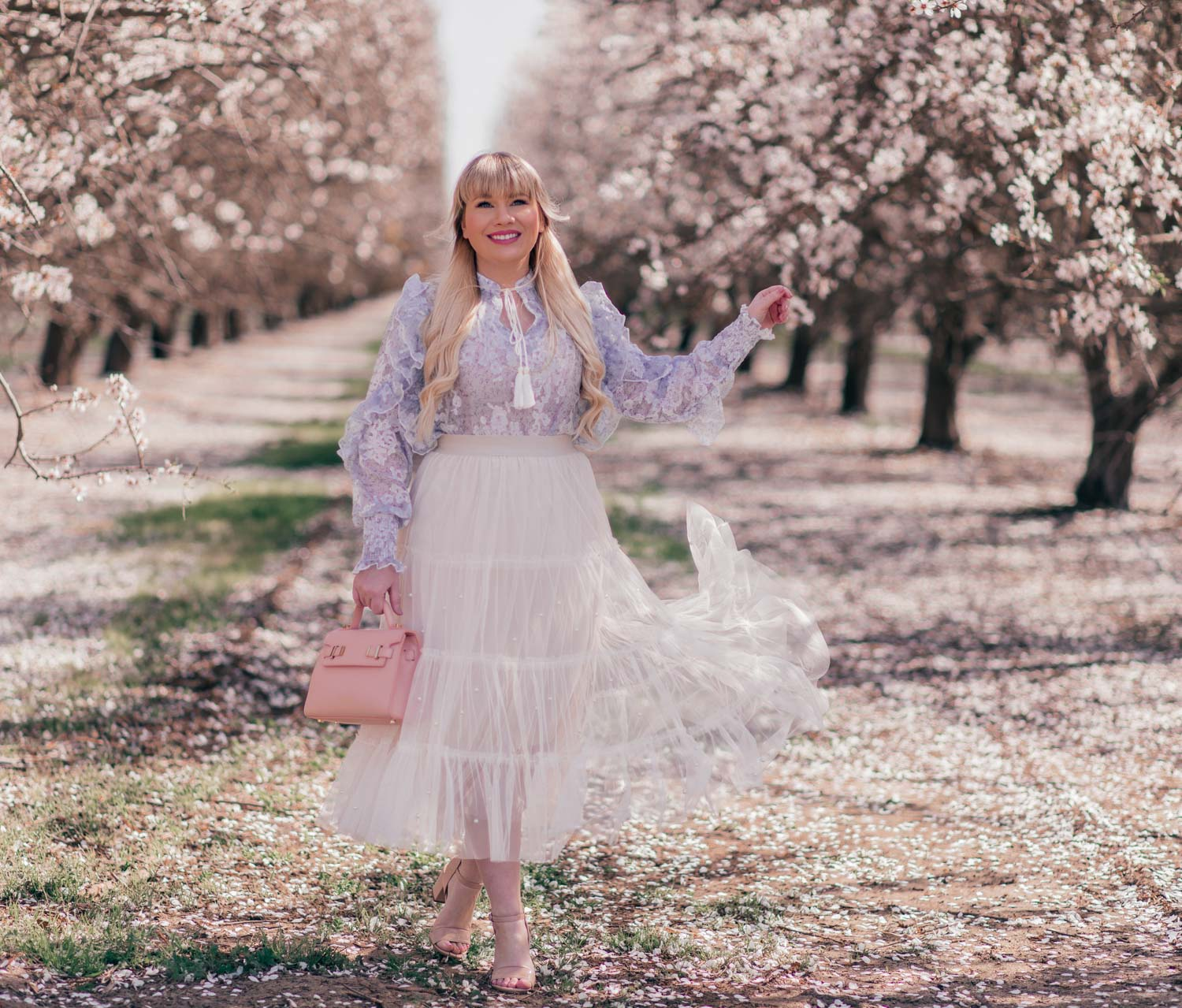 The Feminine Easter Outfit You Need This Spring