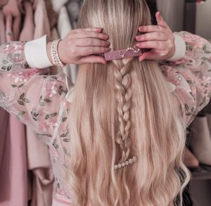 Girly Hair Accessories Collection: Barrettes & Hair Clips