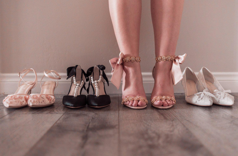 Bella Belle Shoes Review & Feminine Shoe Haul