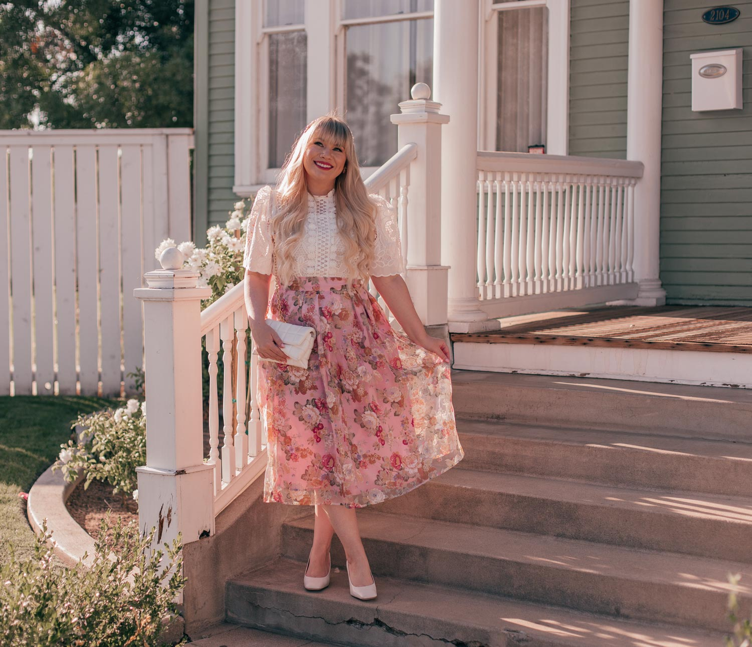 The Floral Summer Outfit I'll Be Wearing All Season