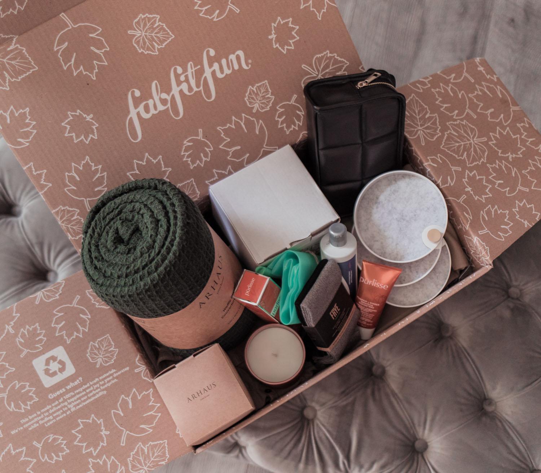 The New FabFitFun Fall Box is an Autumn Dream