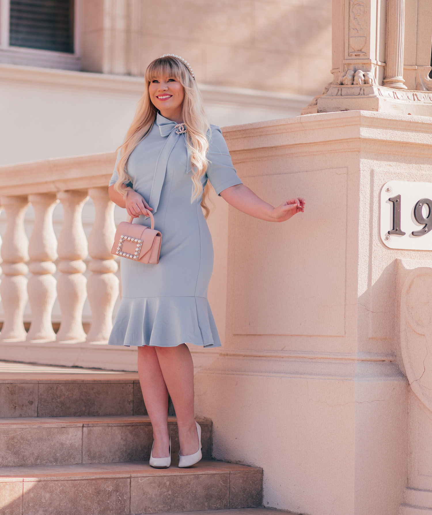 The Cutest Feminine Vintage Inspired Outfit
